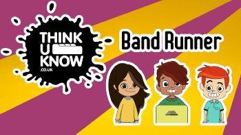 Band Runner logo