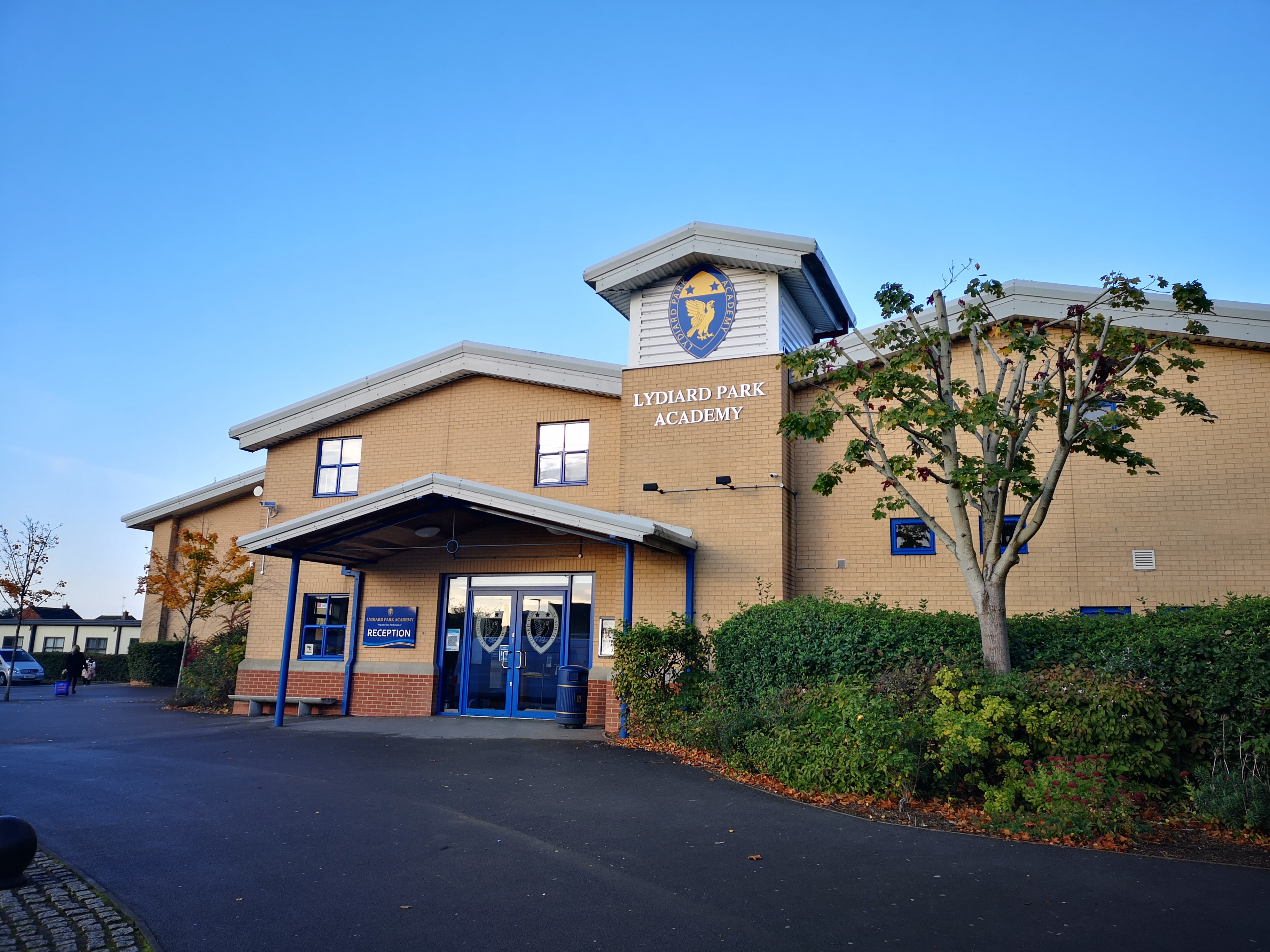 Why Choose Lydiard Park Academy?